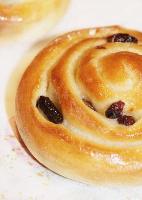 Cuor di Ciambella: Girelle con Marmellata e Uvetta