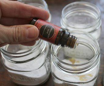 Mod preparare odorizant de camera natural