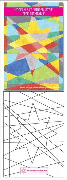 Christmas free printables, colouring, art & craft ideas for kids - The Imagination Box
