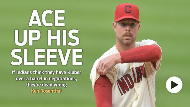 If Indians think they have Kluber over a barrel in negotiations, they're dead wrong | Ken Rosenthal