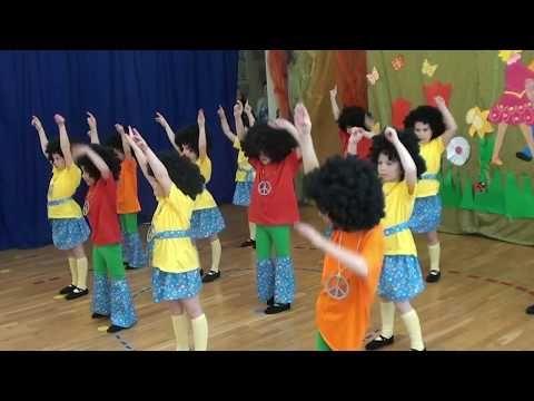 2014 04 23 Festiwal tańca gr 6 Stokrotki - YouTube