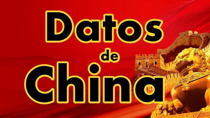 10 Curiosidades de china