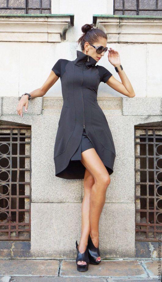 Туника- платье-рубашка для  любого мероприятия! Красивое короткое платье-туника на каждый день из поливискозы. Экстравагантный стиль и уникальный дизайн,для вас с любовью!
