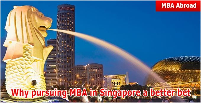 MBA abroad aspirants while finalizing their search may not afford skipping Singapore which has more USPs than other countries. MBA in Singapore is better bet than other country