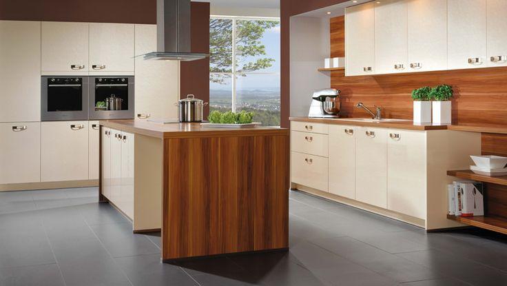 31 best crack keukens images on pinterest furniture cappuccinos and furniture projects - Tweekleurige keuken ...