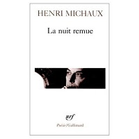 "Darkness Moves by Henri Michaux: ""He's wonderful. I think he wrote under drugs at the time, I think it was in the '60s. He had many experiences and it's a very wild way of writing. It's his imaginary. It's like hallucinations. It can be funny, but at the same time very poetic. There's such a freedom in the writing. I read him when I was very very young, so it was such a discovery. That I'll go back to and read again. It's just a beautiful and free way of going deep into imagination. That's…"