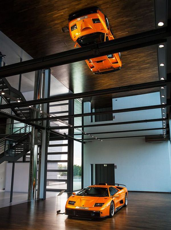 20 Coolest Car Garage Ideas For Man Cave Home Design And