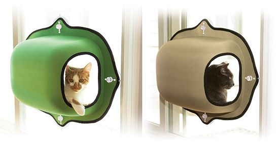 Window Pod Cat Beds from K&H