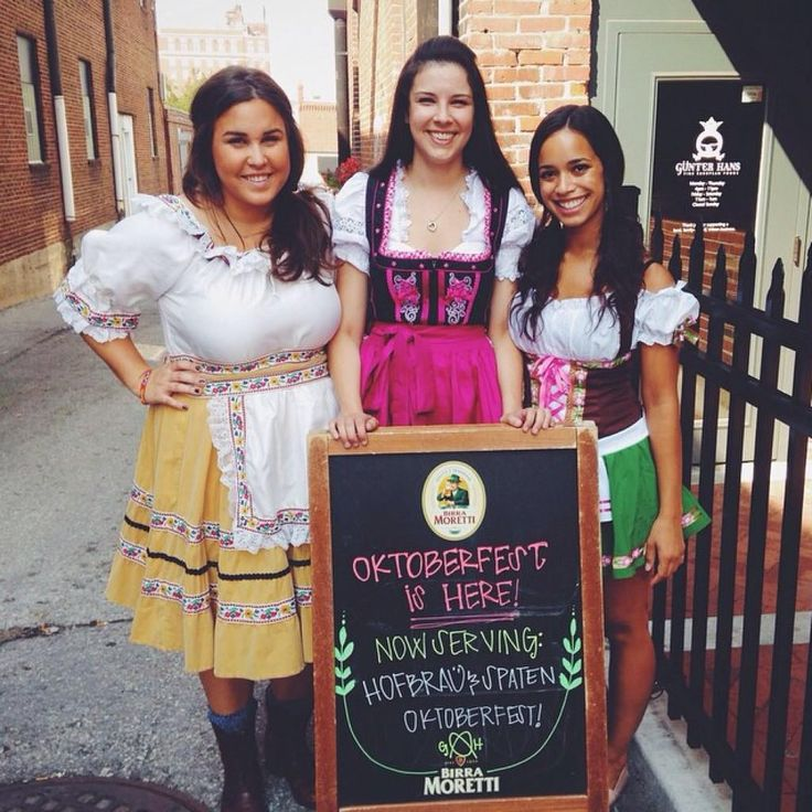 Günter Hans Cafe - OKTOBERFEST IS HERE!!!! we have Hofbraü and Spaten Oktoberfest on tap! Come on in!