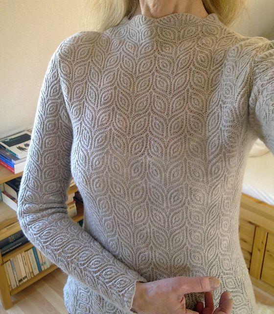 Ravelry: Anna-Birgitta's Almond Pullover