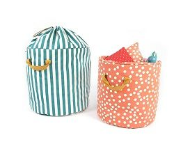 Bolsas para guardar juguetes http://www.mamidecora.com/complementos_nobodinoz.html