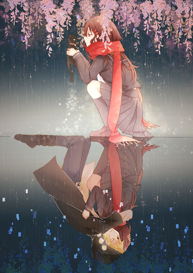 I feel like Ayano is a totally underrated and unrecognized character. Like, she was pretty much the supportive role for half the characters in the series, and she gave up her life to try to save everyone. I totally want to be Ayano for someone in my life. Hopefully not the suicide part, but I want to make someone happy the way she cheered up those around her. :)