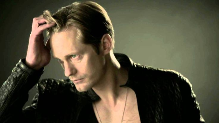 "True Blood: Season 4 - ""Screen Test"" Character Trailer - Alexander Skarsgard (HBO) - I lost it when he did that little Northman smile"