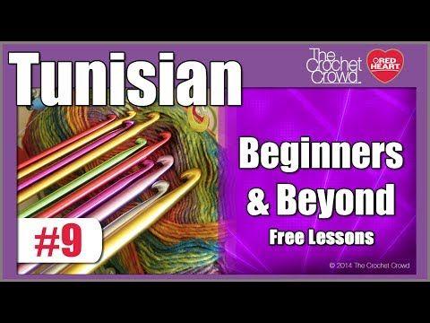 Lesson 9: Tunisian Reverse Stitch