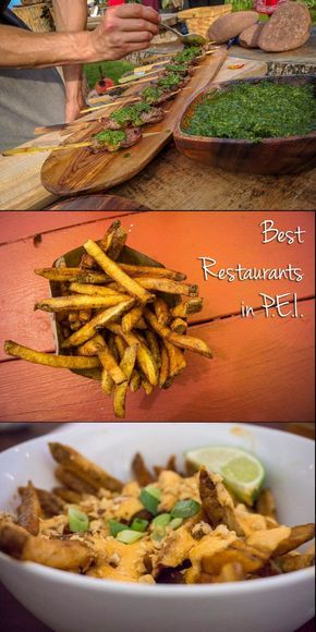 Seafood lover or not, here are some of the best restaurants in Prince Edward Island!
