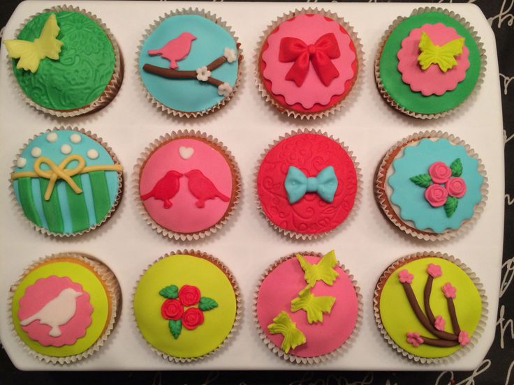 Pip studio cupcakes