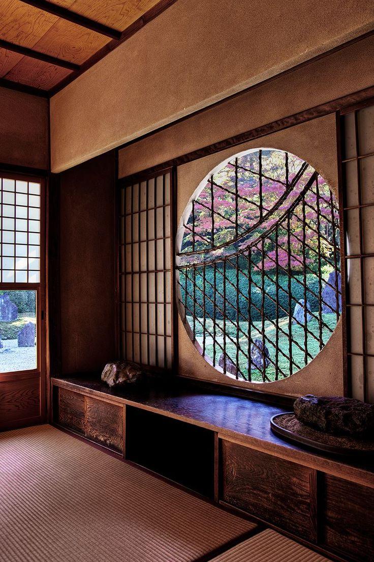 komyoin sub-temple of tōfuku-ji, kyoto