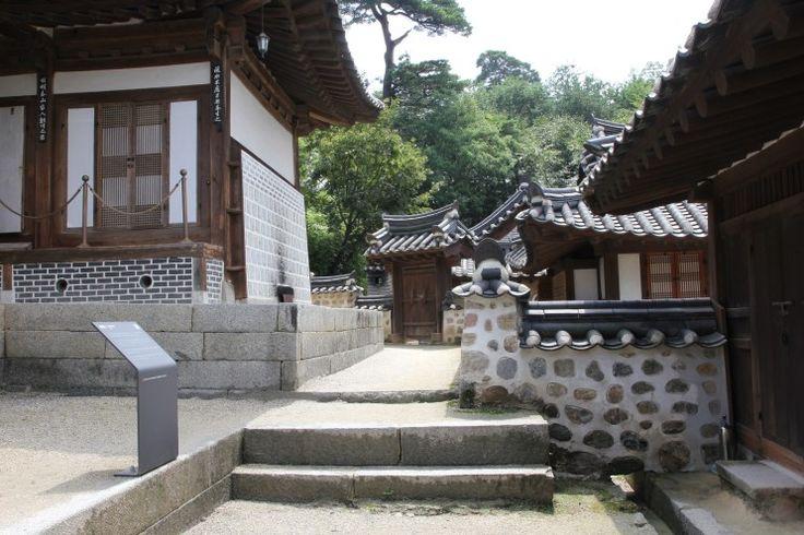 강릉 선교장 Seon-Gyo-Jang, Gangneung, Gangwon-do, Korea