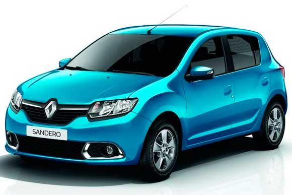 Conheca Os Dados Tecnicos Do Renault Sandero Expression 1 0 12v