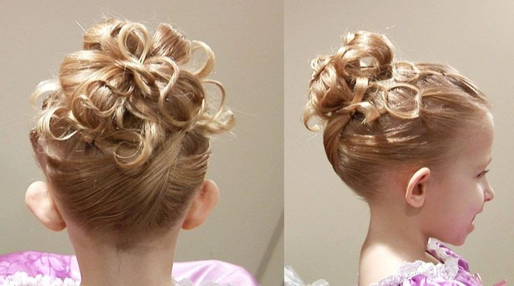 Cute Kid Hairstyles For Weddings: 17 Best Ideas About Kids Wedding Hairstyles On Pinterest