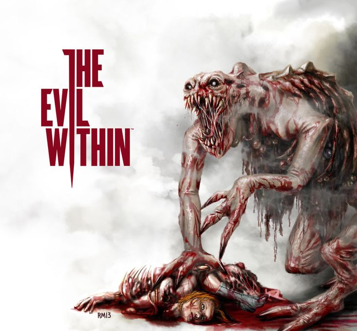 The Evil Within The Evil Within Arte De Videojuegos The Evil Whitin