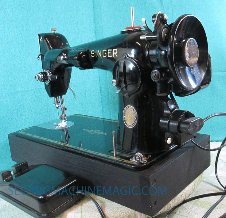 253 Best Singer Featherweight 301 And 201 2 Images On