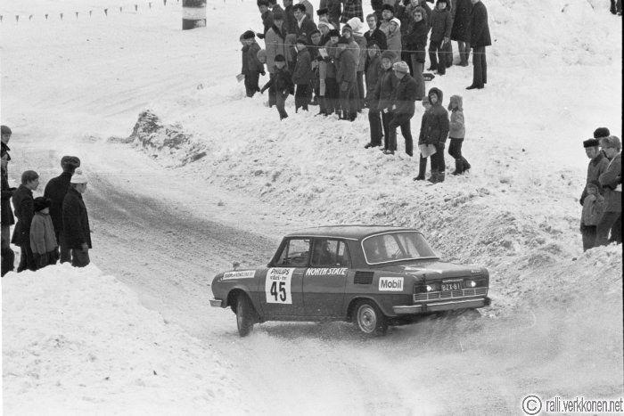 Jyväskylän Talviralli 1971