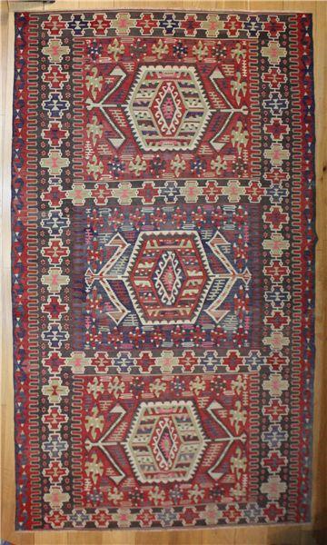 R8152 Rug Store Beautiful Vintage Turkish Kilim Rugs