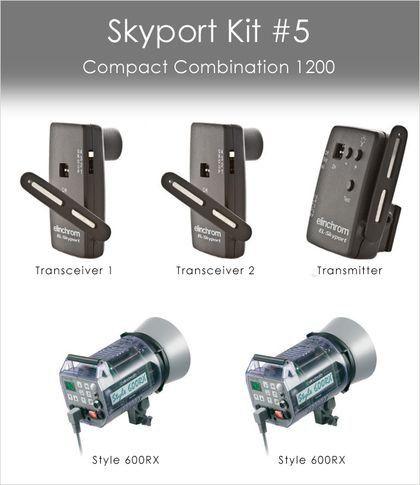 Elinchrom EL 207282 Elinchrom Power Set 5 *** Read more details by clicking on the image.