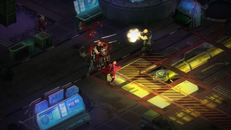 Shadowrun: Dragonfall - Director's Cut в Steam