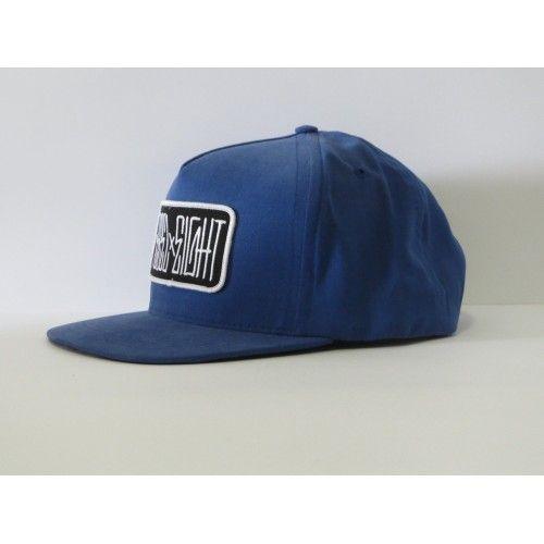 Rebel8 blue caps