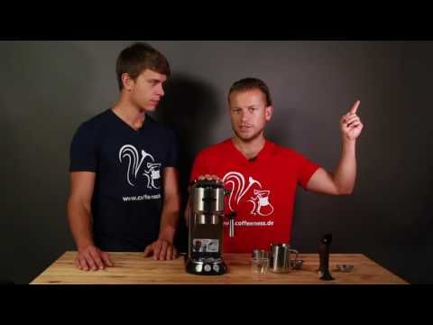 Delonghi EC 680 Espressomaschine im Test - für den günstigen Einstieg - YouTube