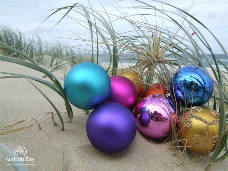 Christmas on the Beach ~~~