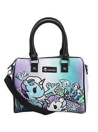 Loungefly Tokidoki Mermicorno Barrel Bag,