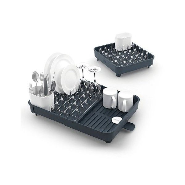 Suport extensibil pentru vase Extend gri | Suporti de vase | homeX