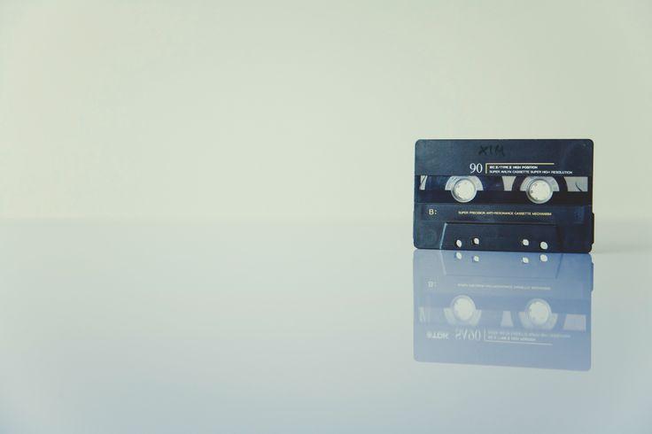 cinta, cassette, vintage, retro, minimalista - Fondos de Pantalla HD - professor-falken.com