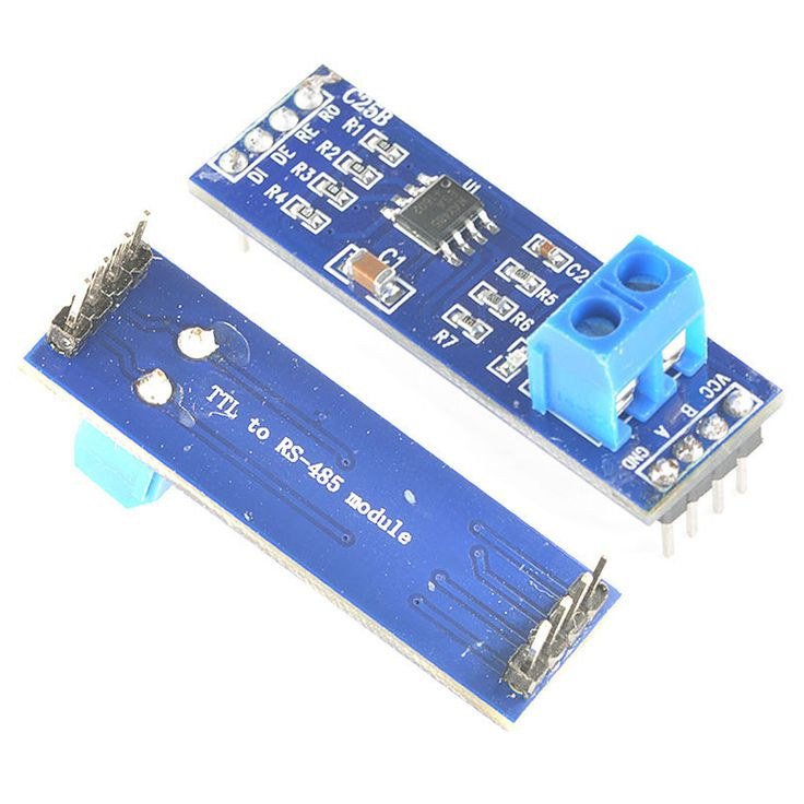 New MAX485 Module RS-485 TTL to RS485 MAX485CSA Converter Module For Arduino Integrated Circuits Products #Affiliate