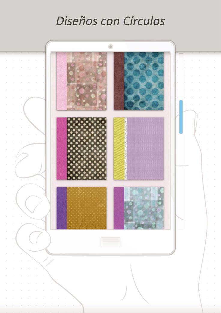 Tenemos más de 100 Diseños para elegir, estos son algunos de los del grupo de CÍRCULOS http://www.milibrodefirmas.com/#!circulos/c15hc