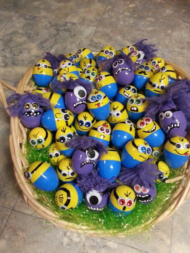 1000+ images about Plastic Eggs - Easter on Pinterest   Hot glue ...