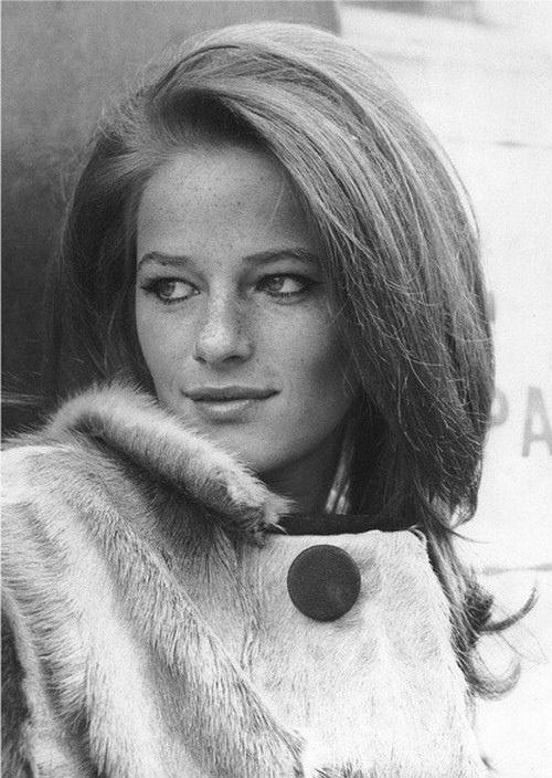Charlotte Rampling en los años 60