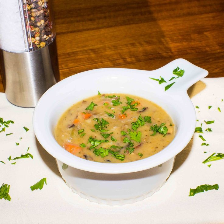 Potato Soup (Bramboracka)