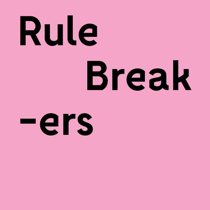 Happy to be a part of the Rule-Breakers Exhibition @HUCK. Show runs from November 9th-24th at their gallery on 71a Leonard Street, London. Don't miss it!