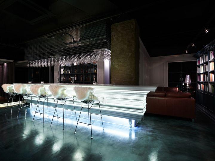 Charles House club by M4, Seoul – South Korea