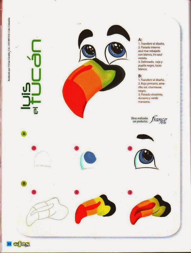 17 mejores ideas sobre dibujar caras de dibujos animados - Cursos de manualidades en madrid ...
