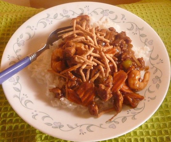 Combination Chow Mein