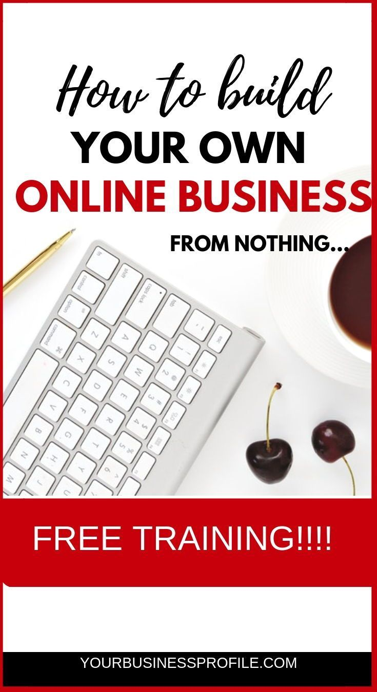 Learn How To Start Your Own Business Online Online College Classes Psychology Online Student Jobs