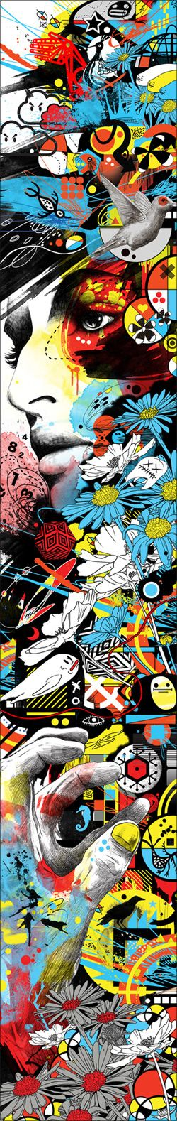 MARUMIYAN(マルミヤン) Graphic Artist / Designer / Illustrator