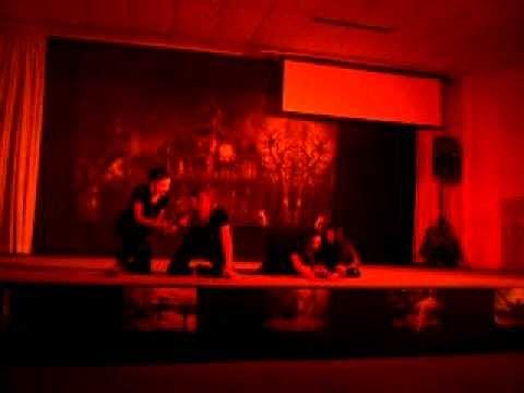 "Teatro  ""O Inimigo - DJ Alpiste"""