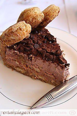 Labneli Nutellalı Pasta tarifi, Labneli Nutellalı Pasta nasıl yapılır, resimli tarifi, Pastalar tariflerin nasıl yapıdığını anlatan yemek tarifleri sitesi.