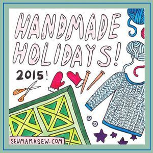9th Annual Handmade Holidays Tutorials (all in one handy list!) | Sew Mama Sew | Outstanding sewing, quilting, and needlework tutorials since 2005.